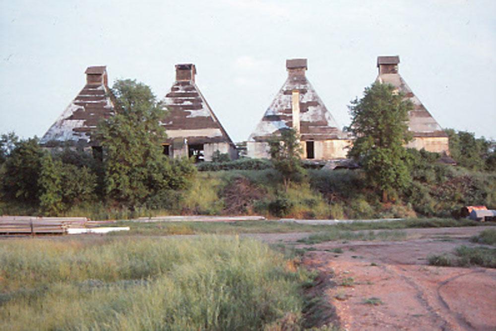 Vernacular Buildings